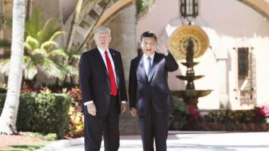 Donald Trump congratulates Xi Jinping on CPC re-election