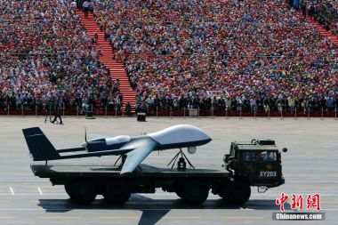 China to increase military spending by 8.1% in 2018