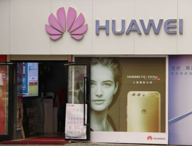 Huawei launches its first core chip for 5G base stations