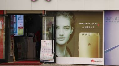 Huawei overtakes Apple in China smartphone survey