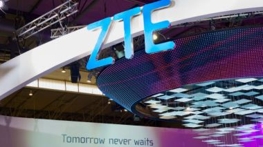 ZTE becomes PGA Tour's first official smartphone