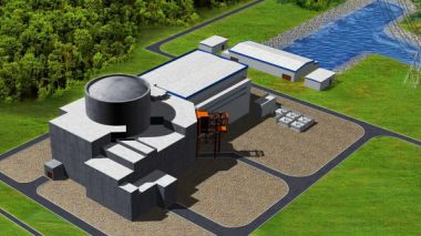 China to build world's first high-temperature gas-cooled reactor power plant