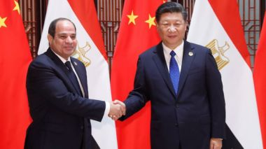 China's CSCEC signs US$3bn construction deal in Egypt
