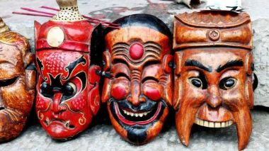 Discovering the many faces of traditional Nuo masks