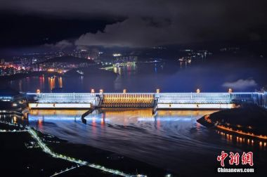 China's Three Gorges project increases power output in 2017