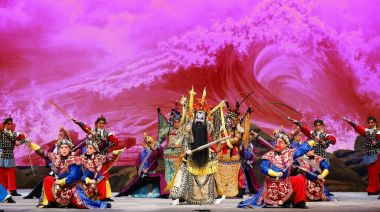China National Peking Opera Company lands in London for dramatic encore