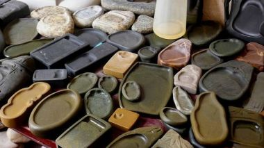 Chinese ink stones: an ancient treasure of study