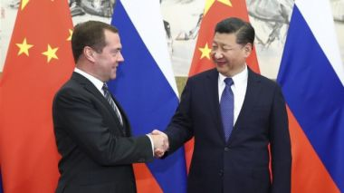 Xi Jinping suggests China and Russia create a 'Silk Road on Ice'