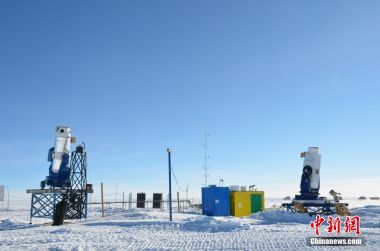 China to build upgraded Antarctic research station