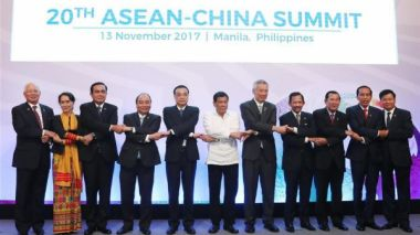 China and ASEAN members to negotiate code of conduct in South China Sea