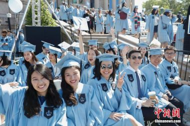 Number of Chinese students heading to US slowing, despite increase