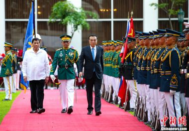 China, Philippines agree to extend maritime cooperation