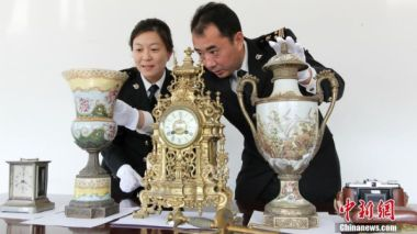 China launches lost cultural relics information website