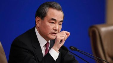 Chinese foreign ministry opens spokesperson WeChat account