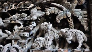 Branching out: the breathtaking detail of Chaozhou woodcarving