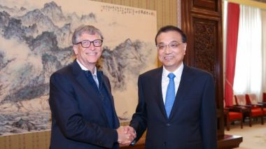 Chinese Academy of Engineering inducts Bill Gates