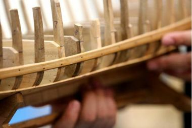 Setting sail with Fujian's wooden junks