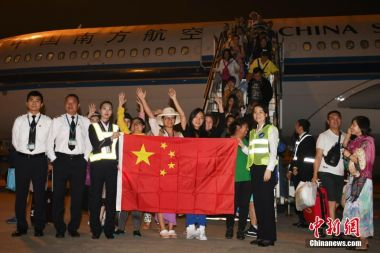 Chinese airlines to bring home tourists stranded in Bali