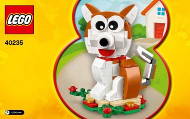 Lego reveals Year of the Dog set for Chinese New Year