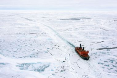 China, Finland in talks about Arctic telecom cable