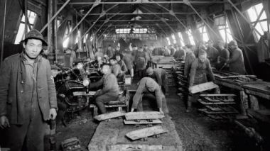 Writing the Chinese Labour Corps back into WWI history