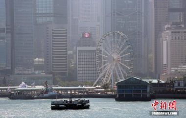 Hong Kong's economic growth to reach six-year high