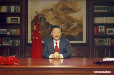President Xi Jinping vows resolute reform in New Year speech
