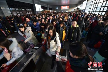385 million set to travel during Chinese New Year Golden Week