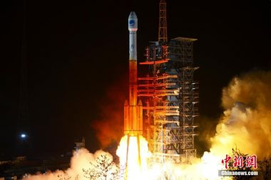China sends secretive satellite towards geostationary orbit with 38th launch of 2018