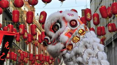 Chinese New Year 'gold rush' for London