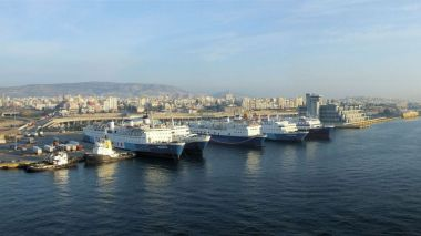 China-Europe land-sea fast transport route opens