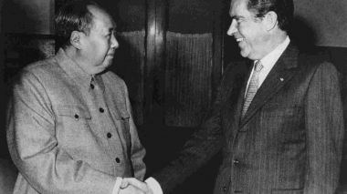 Consequences of Richard Nixon's historic visit to China