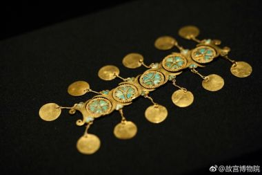 Ancient Afghan treasures displayed in Beijing