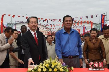China to build 2023 Southeast Asian Games stadium for Cambodia