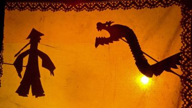 Shining a light on Chinese shadow puppetry