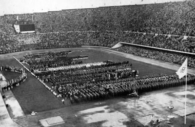 China and the 1952 Olympics in Finland
