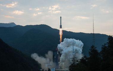 China launches pair of Beidou-3 navigation satellites from Xichang