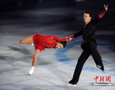 First Chinese inducted into World Figure Skating Hall of Fame
