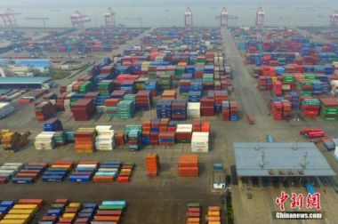 Chinese foreign trade sees rapid growth in Q1