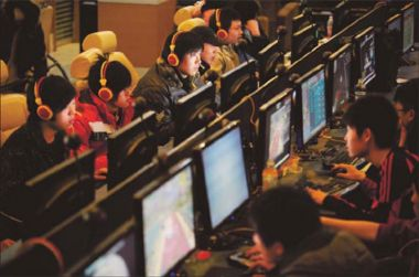 Eighteen percent of Chinese teens are at risk of video game addiction, says report