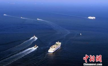 Chinese defence ministry confirms new missile test