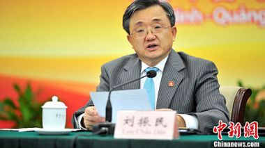Chinese Vice FM appointed UN Under-Secretary-General