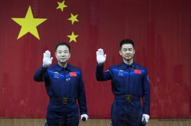 Astronaut among nominees for China's new military award