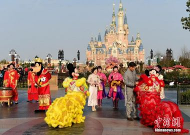 China to become largest theme park market in 2020