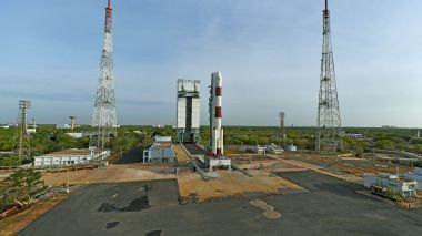 Chinese cubesat takes a ride on India's PSLV-C38 launch