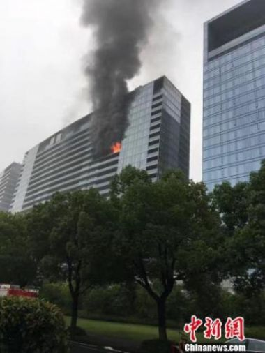 Four killed in east China apartment fire