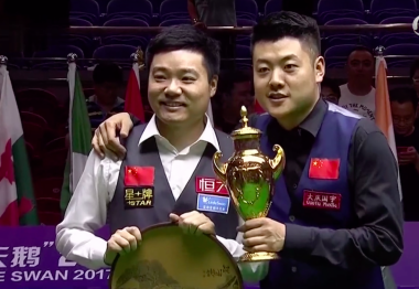 Chinese snooker player misses out on historic double 147