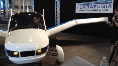 Flying car company Terrafugia bought by China's Geely