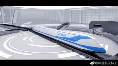 Geely teams up with China Aerospace to develop supersonic trains
