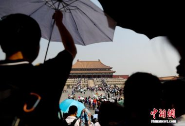 China's Palace Museum sees record high visitors in 2017